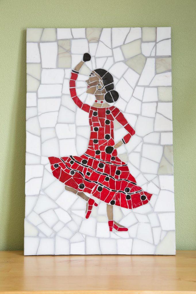 mosaïque flamenca