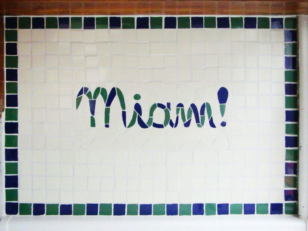 mosaïque Miam!